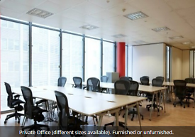 Euston (NW1) Private & Shared Serviced Office to rent | Large & Small Suites