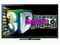 "SONY 55"" SMART 3D LED TV MODEL:KDL55HX923 Full HD 1080p Digital Freeview HD"