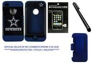 Dallas Cowboys iPhone 4 Case