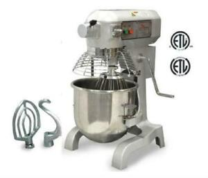 20 QT Dough Mixer - brand new with warrranty