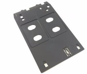 Canon & Epson inkjet PVC card printer J-Tray $20/ea