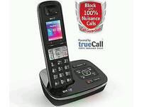 BT8500 Single Advanced Call Blocker Cordless Home Phone