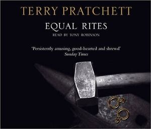Equal Rites Discworld Novel 9780552152242 by Terry Pratchett, Audio Book, NEW