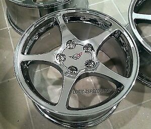 C5 Corvette Wheels