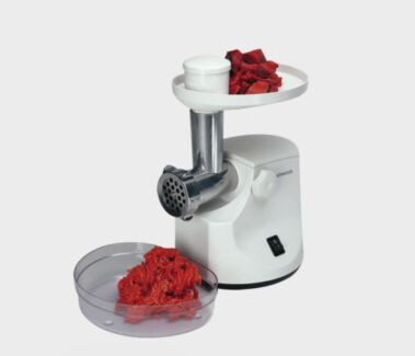 Wanted: Electric meat grinder
