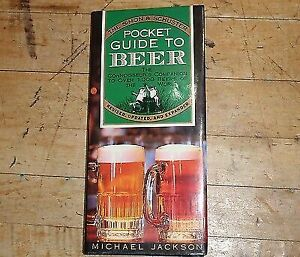 Pocket Guide To Beer ~ Michael Jackson