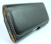 Leather Pocket Case Cover Pouch for Apple iPhone 4 4G