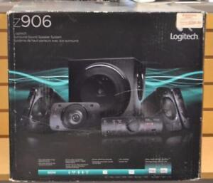 k029941 - **PRIX RÉDUIT**  Ensemble de haut parleur 5.1 pour ordinateur Logitech Z906 -  INSTANT COMPTANT
