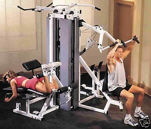 Pacific Fitness Catalina multistation
