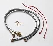 Chevy Braided Brake Lines