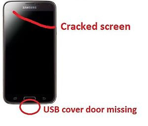 Lost Samsung Cell phone - REWARD OFFERED