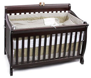 Convertible Crib & Mattress
