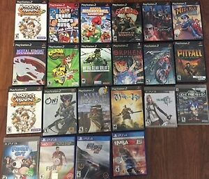 selling access and games for various systems