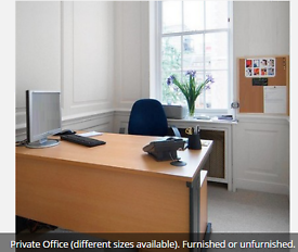 Soho Office & Desk Space (W1) - Private and Serviced Units