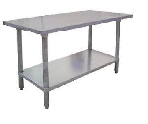 Commercial Restaurant Stainless Steel Table