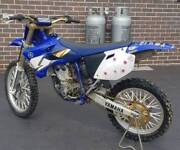YZ450F 2005 Oakdale Wollondilly Area Preview