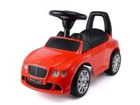 Bentley Continental toy ride on car