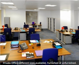 Private Office Space to rent in Liverpool Street (EC2M) - Serviced and self-containted