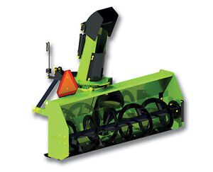 "Schulte Snow Blowers for 2016 ""World Class .... Built to Last"""