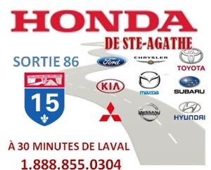 Honda Civic 2dr Man Si * I-Vtec 2.4L, 200 hp, 6 vitesse, GPS.. 2
