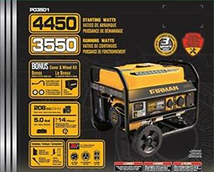 FIRMAN GENERATOR = BRAND NEW / SEALED & STRAPPED IN BOX
