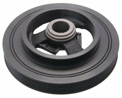 CRANKSHAFT PULLEY ENGINE CHRYSLER VOYAGER IV 2.0, 2.4 / DODGE CARAVAN 2000-2007