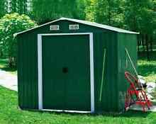 BRAND NEW STEEL GARDEN SHED ( 10' x 12 ' ft ) Delivery Reservoir Darebin Area Preview