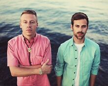 Macklemore & Ryan Lewis 2x tickets Aberglasslyn Maitland Area Preview