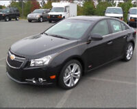 Chevy Cruze RS LT