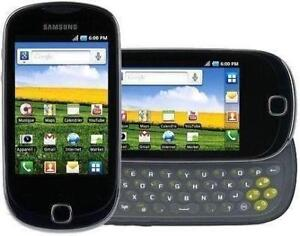 FIDO ROGERS CHATR TELUS+++UNLOCKED DEBLOQUE SAMSUNG GRAVITY SMART SGH-T589V ANDROID WIFI TOUCHSCREEN 4G CAMERA BLUETOOTH