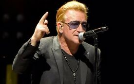 U2 Tribute seeks vocalist / singer / Bono