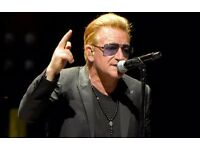 U2 Tribute seeks vocalist / singer / Bono