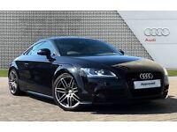 Audi TT Black Edition 2.0 TDI Quattro