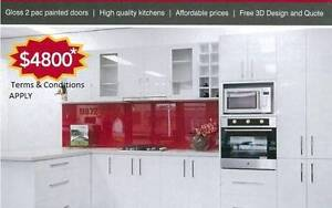 Sunflower kitchens flat pack 2pac kitchen Springvale Greater Dandenong Preview