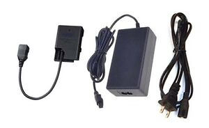 AC Adapter + Power Connector for Nikon D5200 DIGITAL SLR Camera