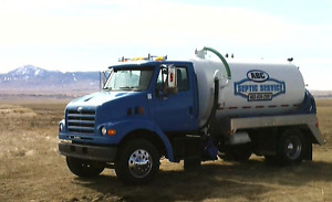 Septic & Vac Truck Services