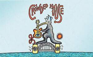 4 x Saturday GA Tickets for Crowded House @ TheSydney Opera House Sydney City Inner Sydney Preview