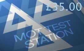 SPECIAL OFFER FOR MOT 35 POUNDS (Free Retest)