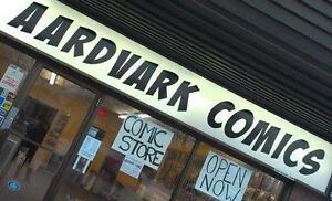 COLLECT COMICS , BEEN HERE YET ??