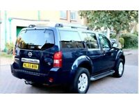 Nissan Pathfinder excellent condition.