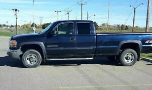 Gmc 2500 4x4 Long Box | Find Great Deals on Used and New Cars & Trucks in Alberta | Kijiji ...