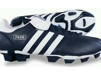 ADIDAS 7406 X-TRACTION EXTREMELY RARE FOOTBALL BOOTS