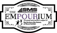 The Empourium - 7th Annual SMS Equipment Wine Auction for BBBS