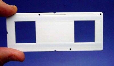 Box of 50 RBT Mounts for Realist format Stereo Slides (5p) - also Kodak, Revere