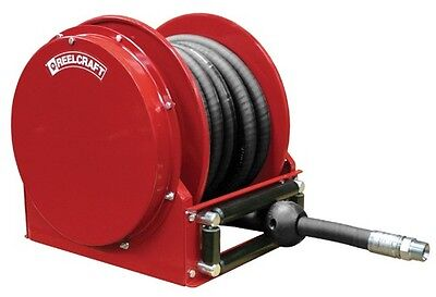 Reelcraft Fsd14035 Olp 1 X 35 Low Profile Hose Reel For Fueloil With Hose