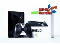 Nvidia Shield TV 16GB Android 4K TV with Controller (2015)