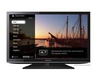 """Sony 32"""" Slim Led Full HD 1080p, Freeview HD, Delivery"""