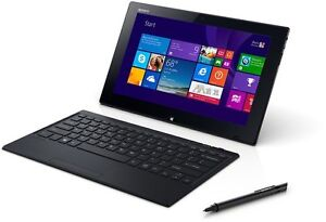 SONY VAIO SVT112A2WL 2 IN 1 DETACHABLE LAPTOP / TABLET
