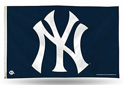 3x5 New York Yankees Flag Banner Officially Licensed FAST USA SHIPPING](Yankee Flag)