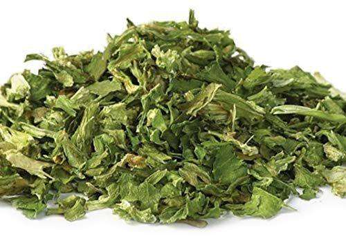 Dried Celery Flakes - Stalk & Leaf by Its Delish, 8 Oz (Half Pound) Bag